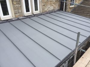 Zinc Roofing, The Yorkshire Dales