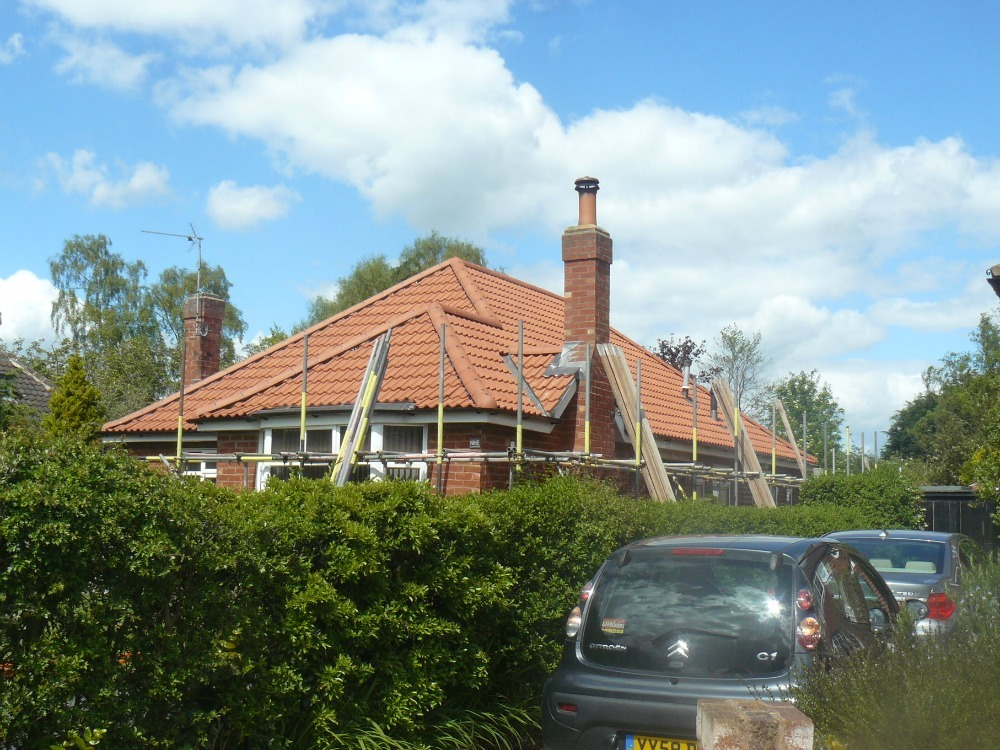 Roofing Projects By Gnr Roofing York Latest Roofing Work