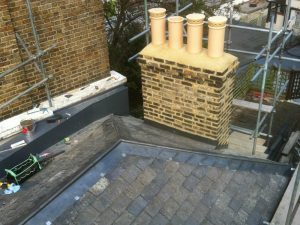 Lead Roof Detail | GNR Roofing