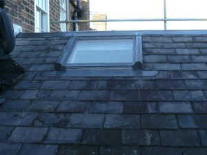 York Velux slate roofing | GNR Roofers