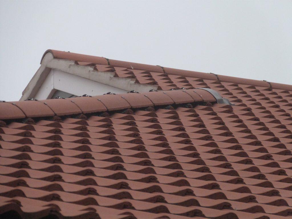 Concrete Interlocking Roof Tiles