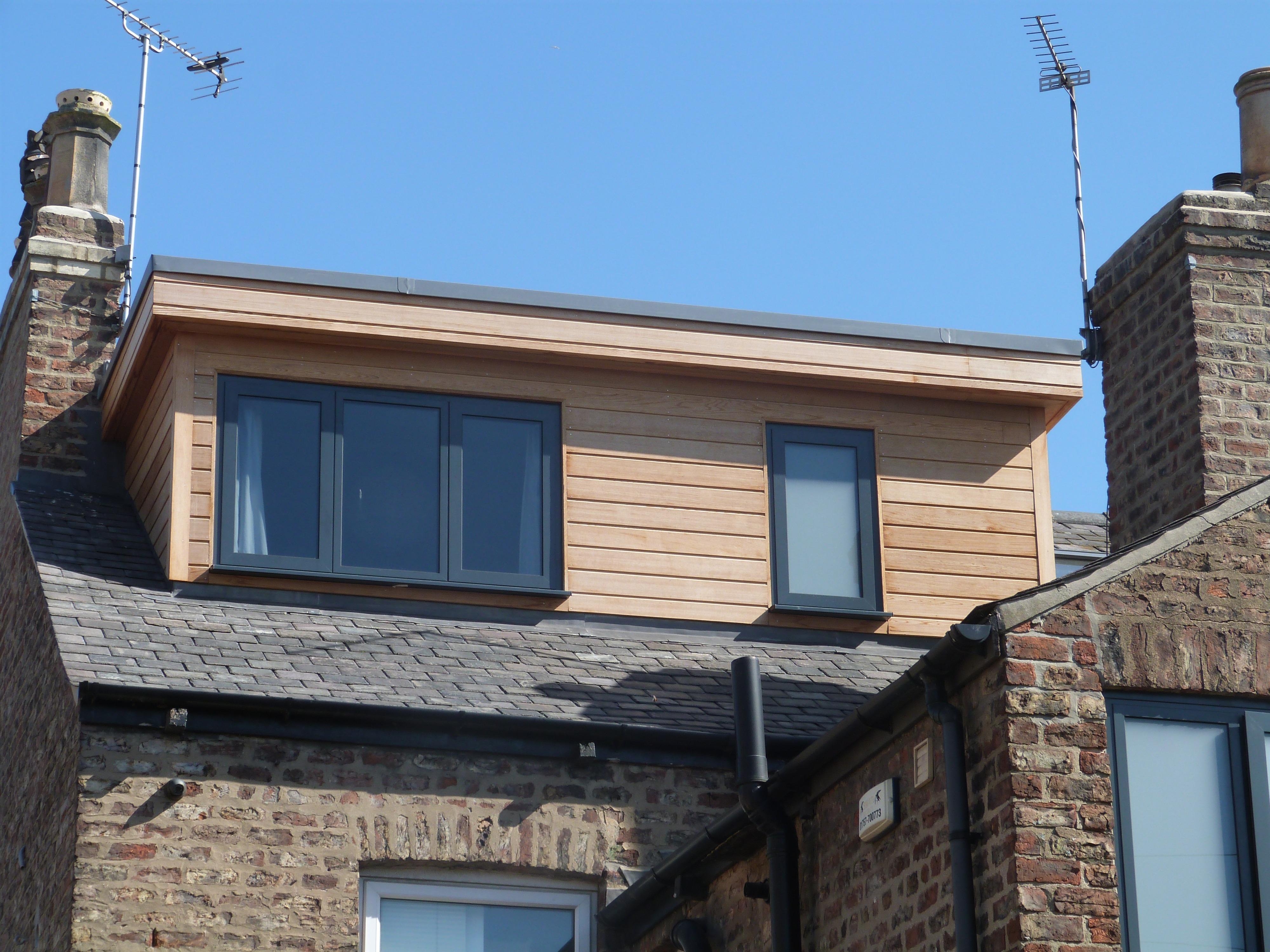 Belway Street York Dormer Replacement - GNR Roofing York