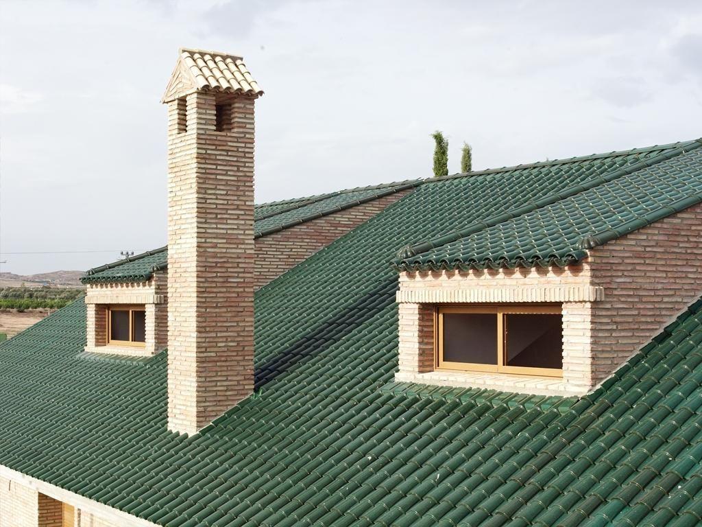 Glazed Roof Tiles