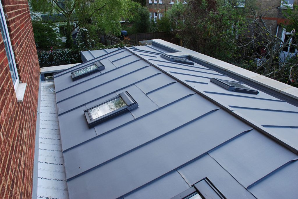 Zinc Roofing Contractors Zinc Roofing Installation By Gnr Roofing
