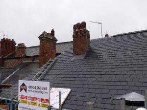 The Mount York Spanish Slate Roofing GNR