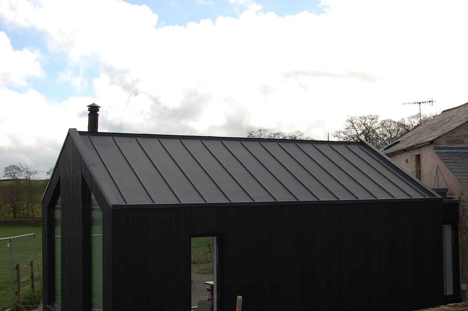 Zinc Roofers Anthra Zinc Roofing Roofers York Roof
